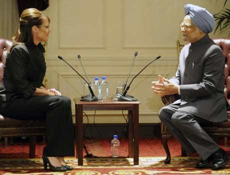 Sarah Meets Singh